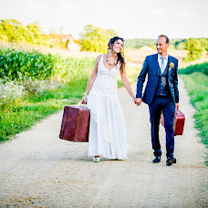 Wedding photographer Eric Mary (regardinterieur). Photo of 12.06.2017