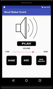 Wood Shaker Sound - náhled
