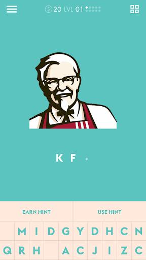 Guess the Restaurant Quiz - Logo Trivia Game Screenshot