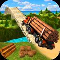 Off Road Truck Cargo Simulator - Mountain Driver icon