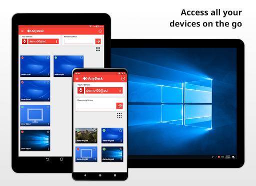 AnyDesk Remote Control 6.0.4 Screenshots 6