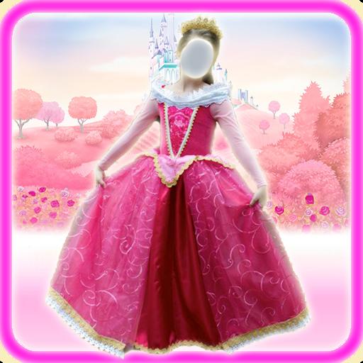 Cute Princess Photo Editor