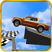 Extreme Sky Track: Stunt Car Drive