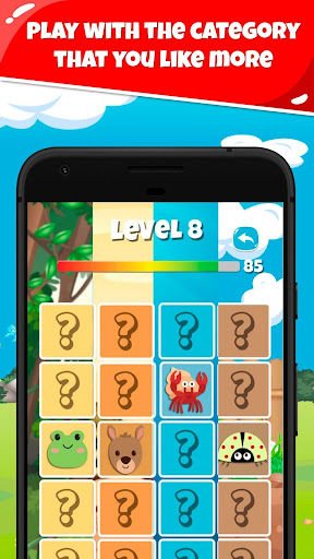 MemoKids: Toddler games free. Memotest, adhd games screenshot 5