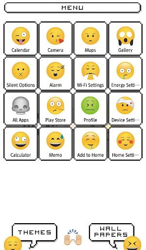 Wallpaper Emoji Paradise Theme 1.0.0 Windows u7528 2