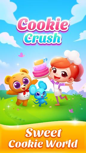 Cookie Amazing Crush 2020 - Free Match Blast modavailable screenshots 8