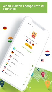 Kiwi VPN Connection For IP Changer, Unblock Sites App Download For Android and iPhone 2