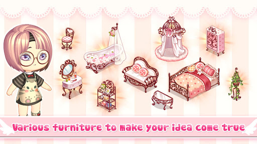 Kawaii Home Design - Decor & Fashion Game filehippodl screenshot 7