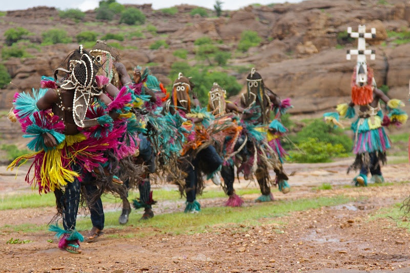Dogon Dance di David Marrone