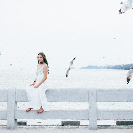 Wedding photographer Cherdchai Punsuk (jochoz). Photo of 09.08.2017