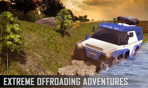 越野蜈蚣卡车3D模拟 Offroad Truck 2016