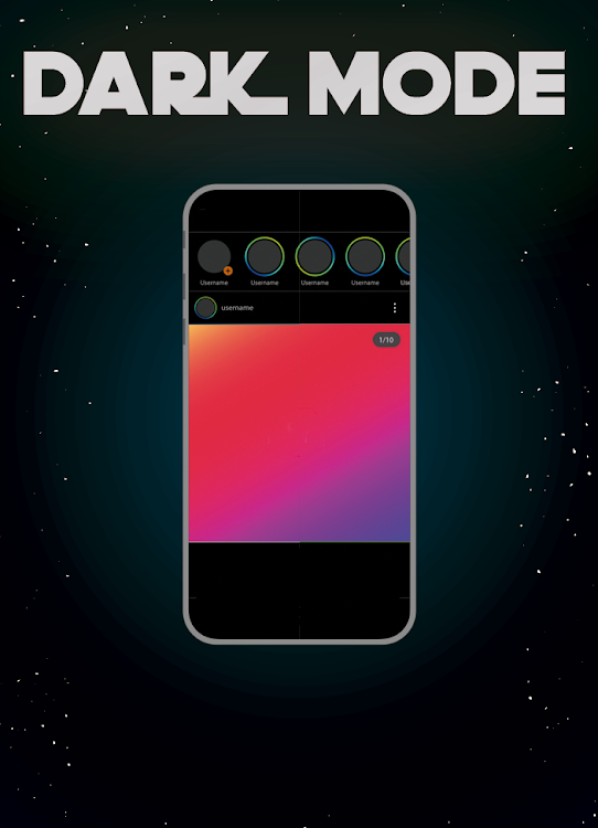 Dark Mode Theme for Instagram – (Android Apps) — AppAgg