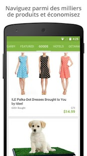 Groupon - Deals, Promos et Shopping Capture d'écran
