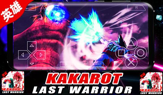 Kakaroto Tenkaichi Saiyan Fight - Goku Warrior - náhled