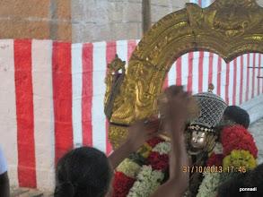 Photo: nAyanAr (piLLai lOkAchAryar's lotus feet) to mAmunigaL