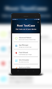 Root Tool Case Screenshot