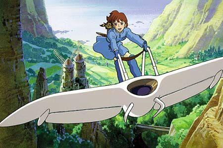 Avtor: studio Ghibli
