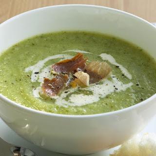 Cauliflower, Potato and Zucchini Soup