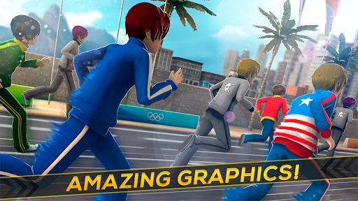Summer Athletics 3D | Rio 2016|玩體育競技App免費|玩APPs