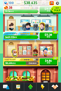 Cash Inc Money Clicker Game & Business Adventure Mod Unlimited Coins 2