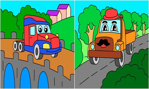 Painting cars  screenshots 2