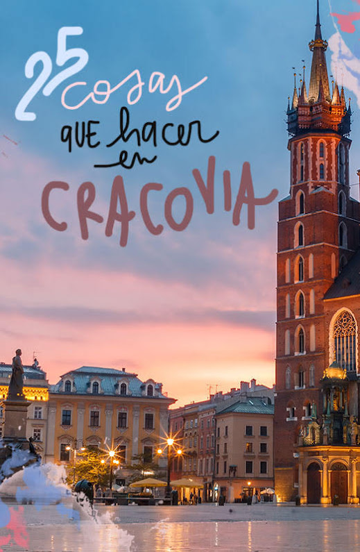 que ver y hacer en Cracovia