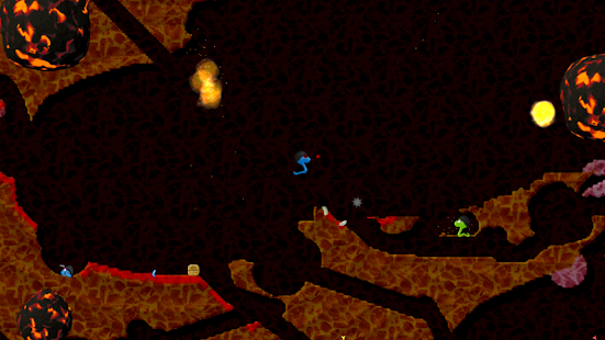 Annelids: Online battle- screenshot thumbnail