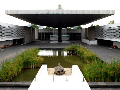 The National Museum of Anthropology - Mexico City