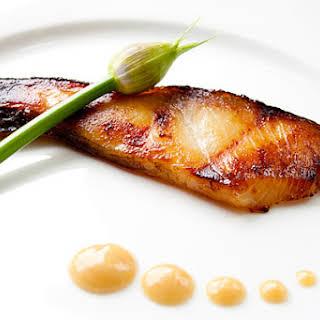 Grilled Black Cod Recipes.