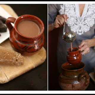 Champurrado (Mexican Hot Chocolate)