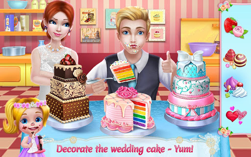 Wedding Planner ud83dudc8d - Girls Game  screenshots 2