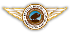 Logo of Flying Bison Bourbon Coffee Blackbird Oatmeal Stout