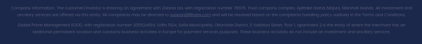 Что дает торговля с  брокером Finarix, отзывы реальных клиентов