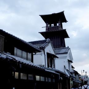 江戸の風情と食べ歩きグルメを堪能できる、蔵造りの街「川越」