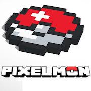 Pixelmon PokeCraft MCPE Mods