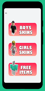 Skins For Roblox – Boys & Girls 2