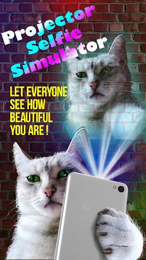 投影机Selfie模拟器