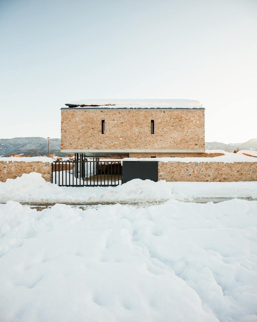Casa Pla de Tomet por Sau Taller d'Arquitectura
