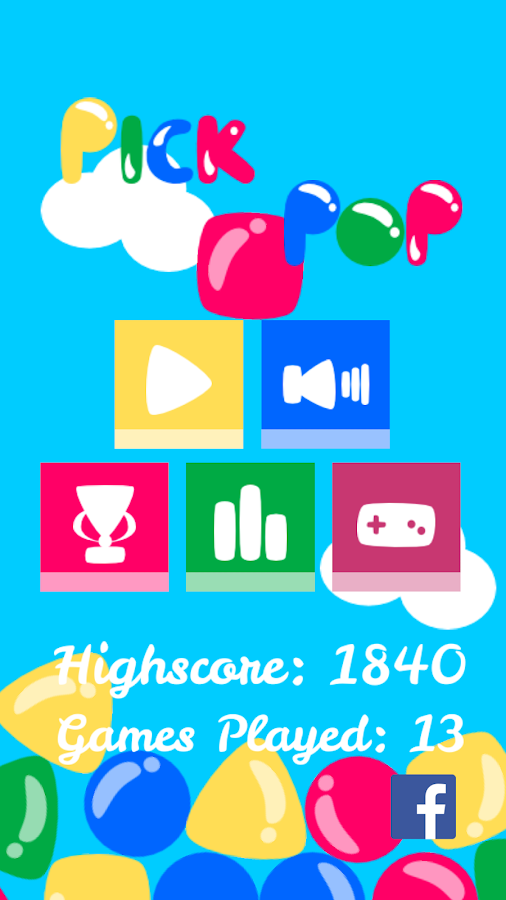 Pick Pop- screenshot