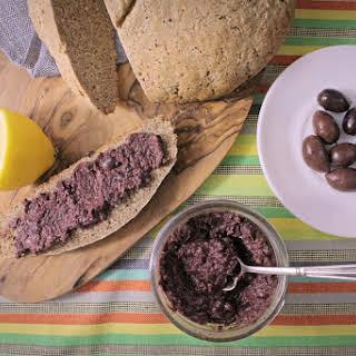 3-Ingredient Kalamata Tapenade.