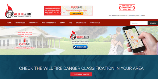Wildfire-Alerts
