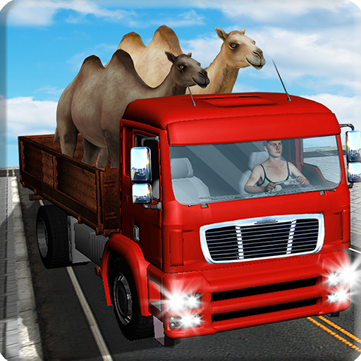 Eid Animal Transport Truck Simulator 17