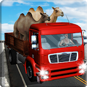 American zoo Animal Transport Truck Simulator 2018