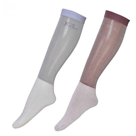 KLleyna Glitter Show Socks