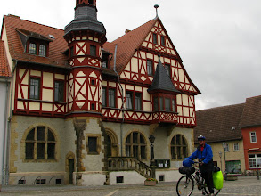 Photo: Ratusz w Harzgerode
