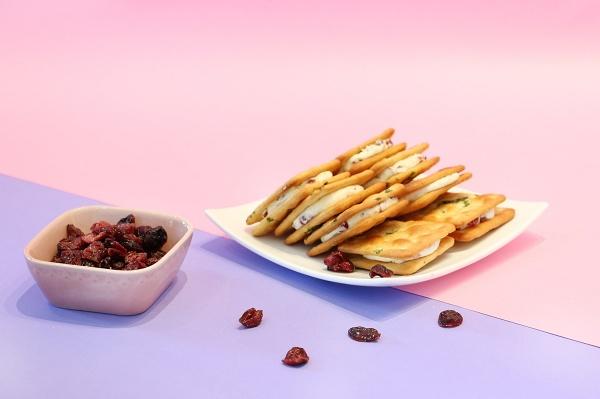 牛軋餅DIY-蔓越梅牛軋餅