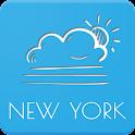 New York Weather Forecast icon