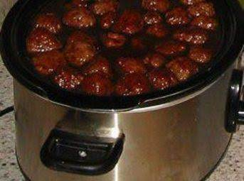 Sweet And Tangy Meatballs