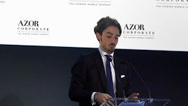 Kilian López Solé, administrador de Azor Corporate.