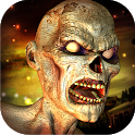 Zombie Shooting Game: Dead Frontier Shooter FPS icon